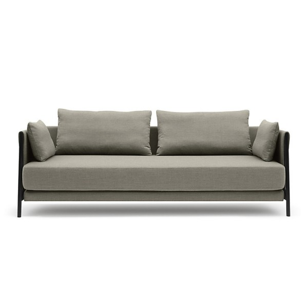Camden Sofa Cum Bed (Malibu Blue) - Urban Ladder