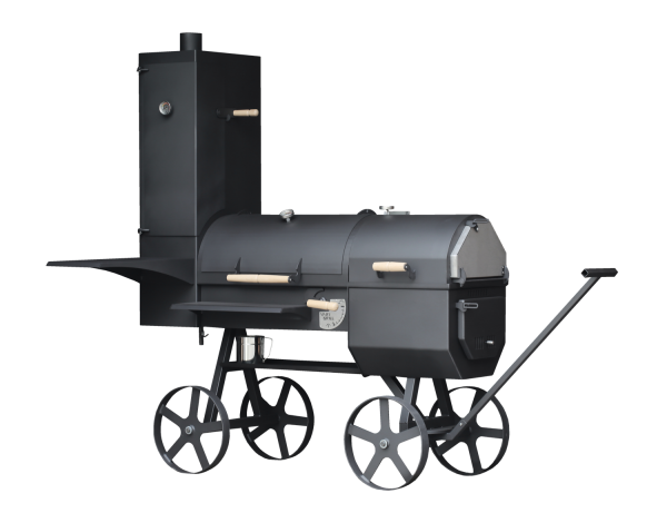 The Kingman Offset Smoker